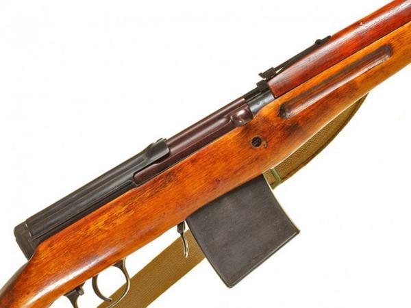 винтовка Токарева СВТ 40 (09)