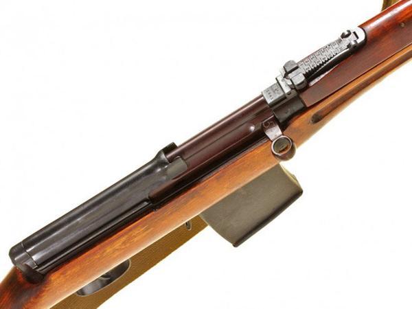 винтовка Токарева СВТ 40 11
