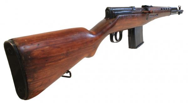 винтовка Токарева СВТ 40 (04)