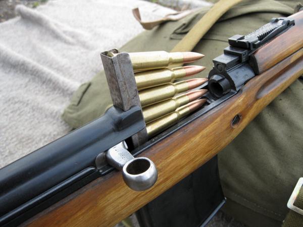 винтовка Токарева СВТ 40 12