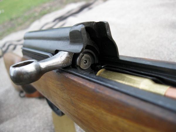 винтовка Токарева СВТ 40 15