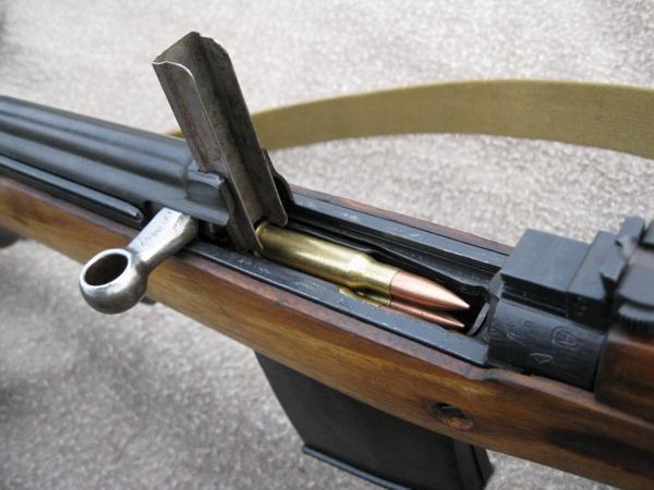 винтовка Токарева СВТ 40 14