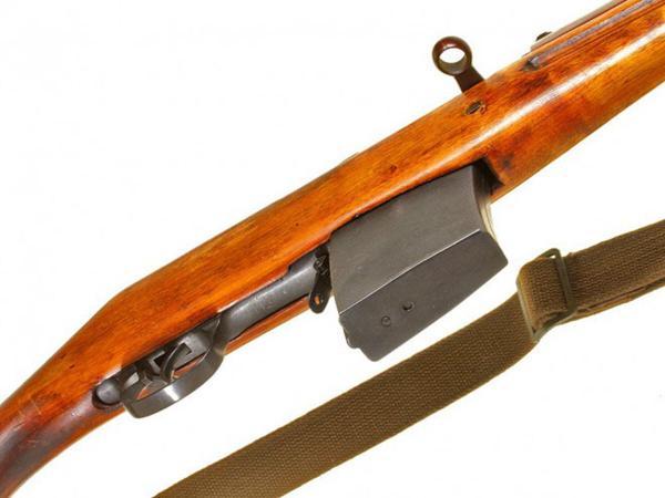 винтовка Токарева СВТ 40 10