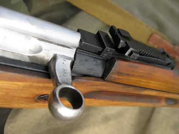 винтовка Токарева СВТ 40 18
