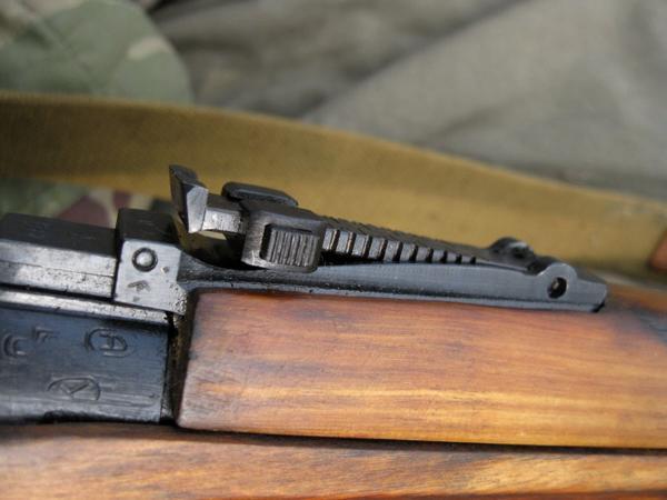 винтовка Токарева СВТ 40 17