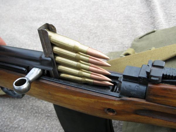 винтовка Токарева СВТ 40 13