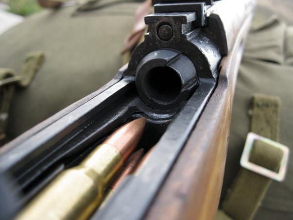 винтовка Токарева СВТ 40 16