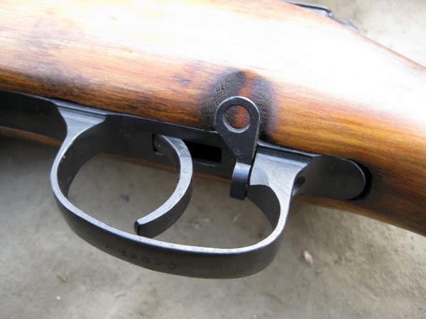 винтовка Токарева СВТ 40 22