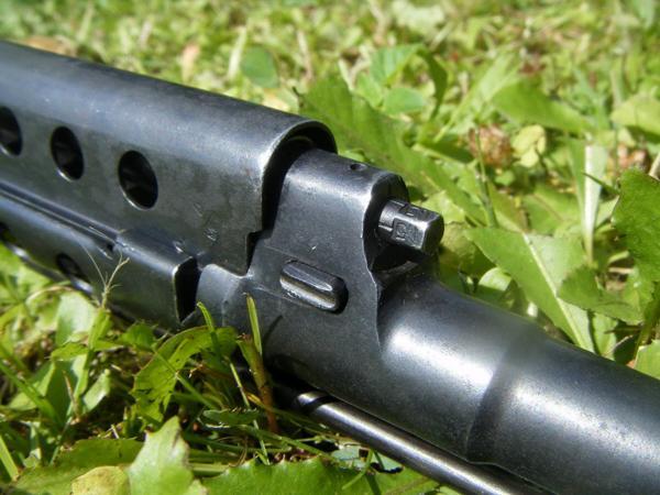 винтовка Токарева СВТ 40 27