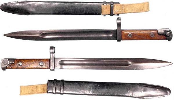 09 Штык нож к СВТ 40 (09)