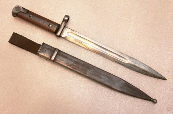 10 Штык нож к СВТ 40 (10)
