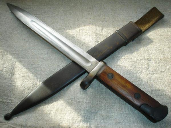 15 Штык нож к СВТ 40 (15)