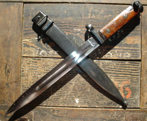 14 Штык нож к СВТ 40 (14)