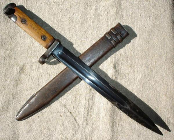 16 Штык нож к СВТ 40 (16)