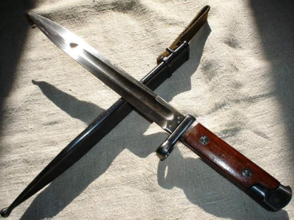 17 Штык нож к СВТ 40 (17)