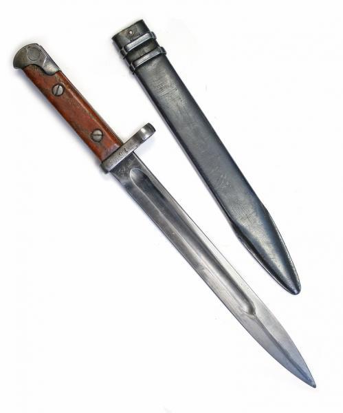20 Штык нож к СВТ 40 (20)