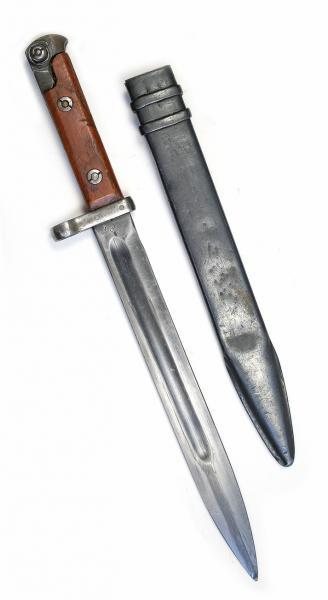 19 Штык нож к СВТ 40 (19)