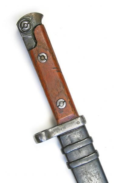 22 Штык нож к СВТ 40 (22)