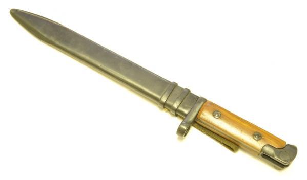 18 Штык нож к СВТ 40 в ножнах (18)