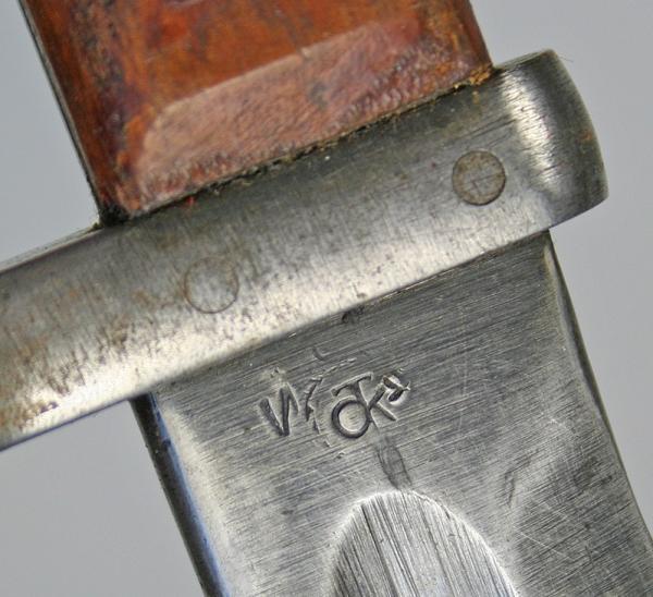 27 Штык нож к СВТ 40 (27)