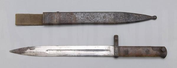 13 Штык нож к СВТ 40 (13)