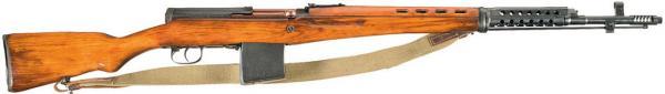 винтовка Токарева обр. 1940 года (АВТ 40) 01