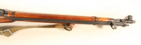 03 Экспериментальная (опытная) советская винтовка 1943 года с несъёмным игольчатым штыком 03