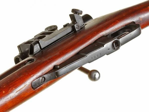 винтовка Мосина обр. 1891 1930 гг. с оптическим прицелом ПУ (12)