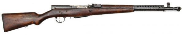 Симонова СКС 31 (серийный образец карабина СКС №19 выпущенный в 1944 году на заводе №314 г. Медногорск) 01
