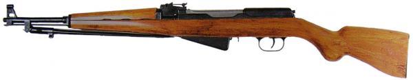 карабин Симонова с игольчатым штыком. Образец 1944 года 02