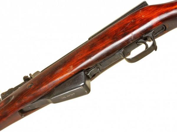 карабин Симонова (СКС 45) с клинковым штыком 14