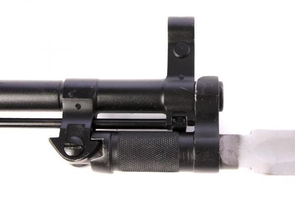 карабин Симонова (СКС 45) с клинковым штыком 49б