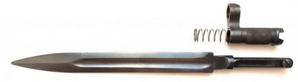СКС с ножевидным клинком 12