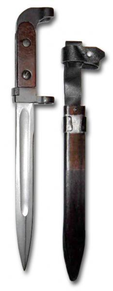 штык нож 6Х2 с ножнами 01