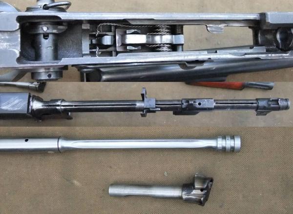 Калашникова со складным прикладом АКС 24