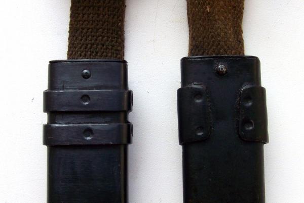 основных типа ножен к штык ножам 6Х2 (02)