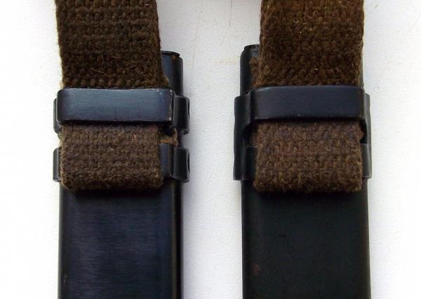 основных типа ножен к штык ножам 6Х2 (03)