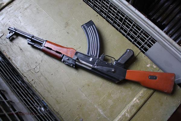 автомат (автоматический карабин) Калашникова АКК 12