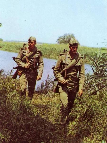 Bulgarian Border Guards on patrol 01