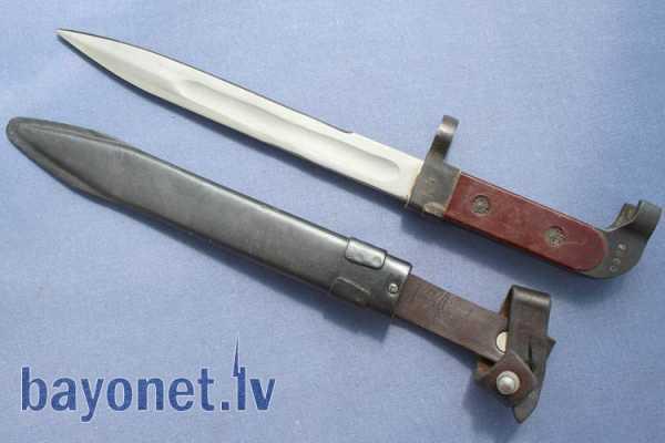 штык нож к автомату АК 47 01