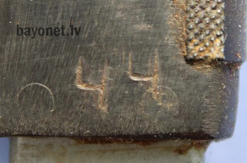 штык нож к автомату АК 47 04