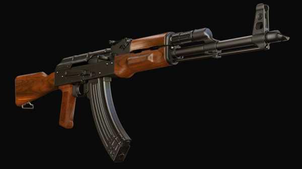 Калашникова модернизированный (АКМ) 02