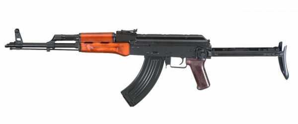 Калашникова модернизированный (АКМС) 01б