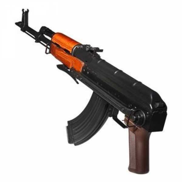 Калашникова модернизированный (АКМС) 04