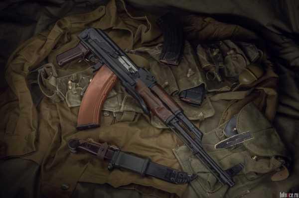 Калашникова АКМС 02
