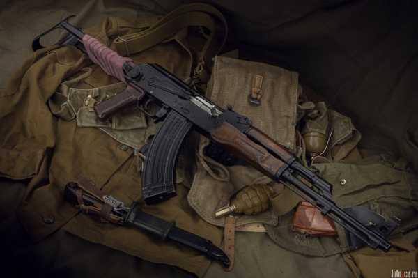 Калашникова АКМС 05