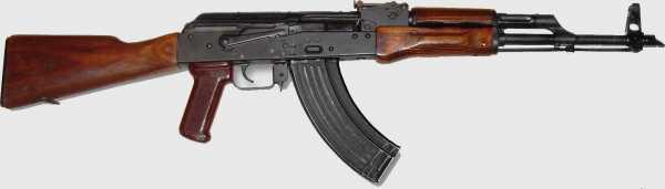 Калашникова модернизированный (АКМ) 03