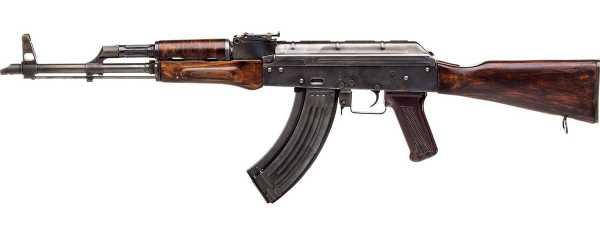 Калашникова модернизированный (АКМ) 06