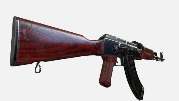Калашникова модернизированный (АКМ) 07