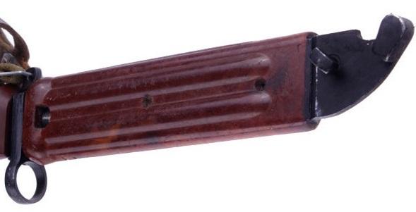 нож 6Х4. Ножны 02